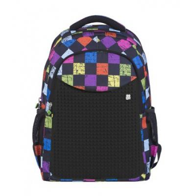 Sac à dos scolaire créatif à Pixel Cube en couleurs PXB-06-Y24