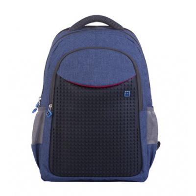 Sac à dos scolaire créatif à Pixel Bleu PXB-05-E24