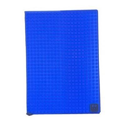 Bloc note créatif avec étui bleu PXN-01-13