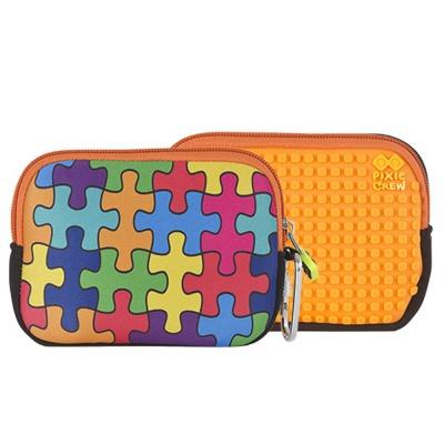 Pochette créative à Pixel PIXIE CREW puzzle multicolore PXA-08-09