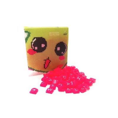Petits Pixels Pixelbags Lettres P003-LETTERS