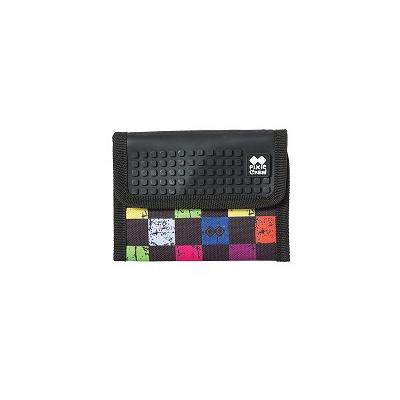 Portefeuille créative à Pixel Pixie Crew carré multicolore PXA-10-16