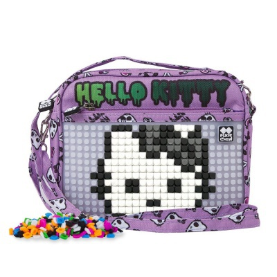 Besace créative à Pixel Hello Kitty PXB-09-89