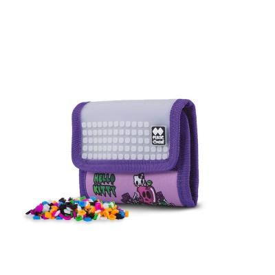 Portefeuille à Pixel Pixie Crew Hello Kitty violet PXA-10-89