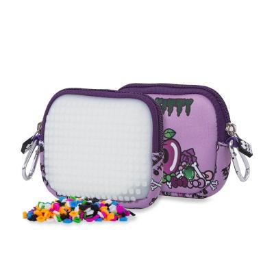 Pochette créative à Pixel PIXIE CREW Hello Kitty violet PXA-08-89