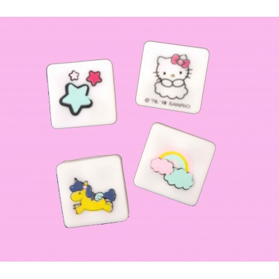 Multipixels Hello Kitty - unicorne