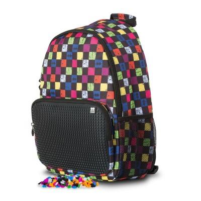 Sac à dos loisir créatif à Pixel carré multicolore PXB-02-Y24