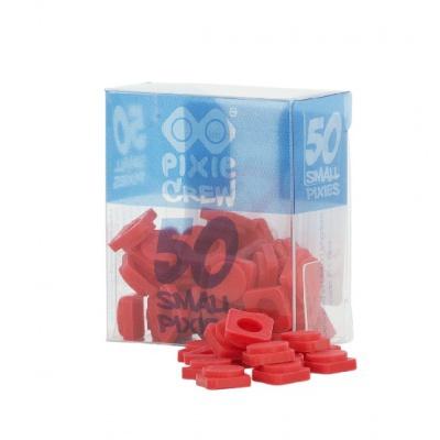 Petits pixels PIXIE CREW rouge PXP-01-01