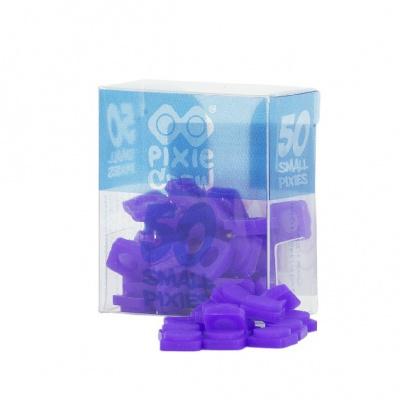 Petits pixels PIXIE CREW violet PXP-01-14